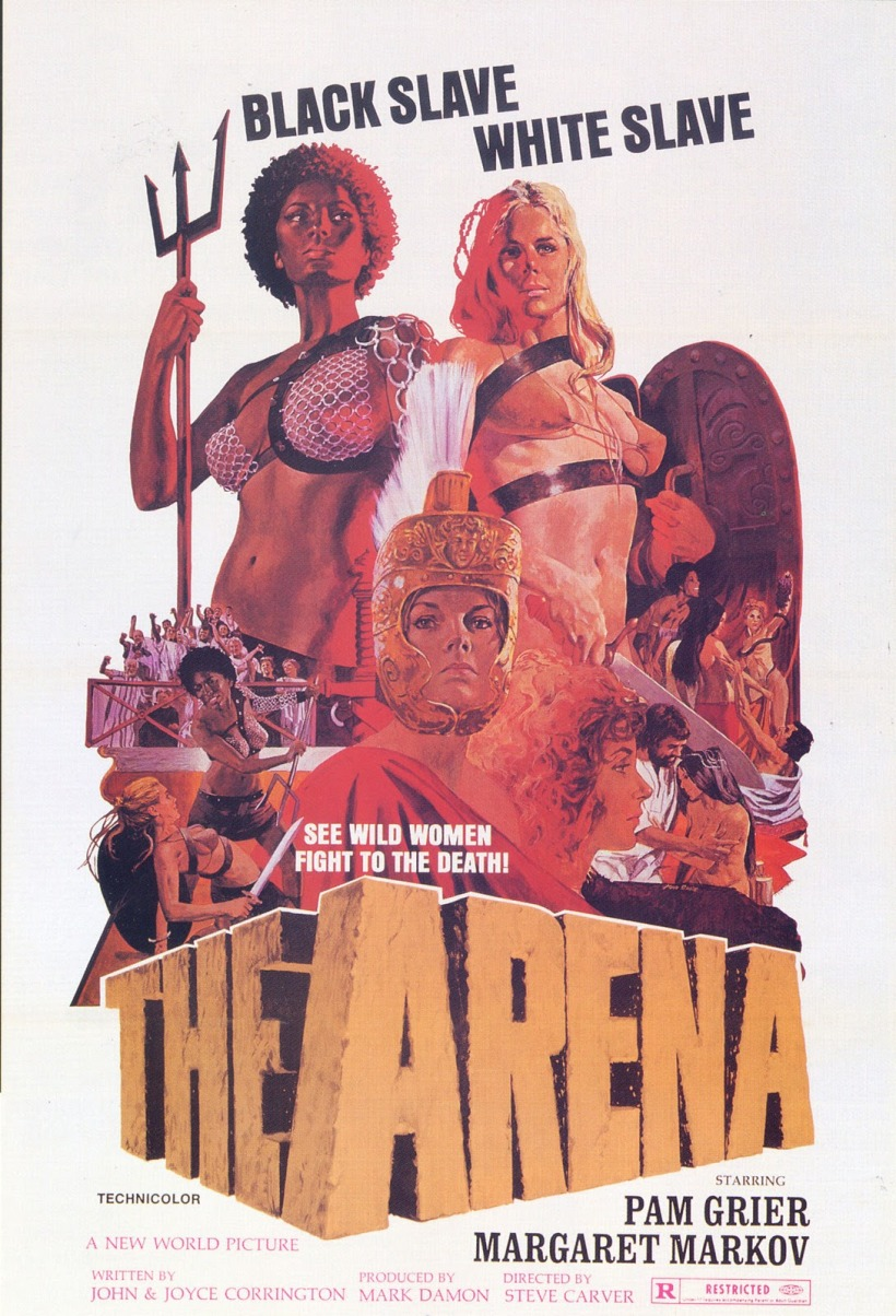 The Arena - John Solie