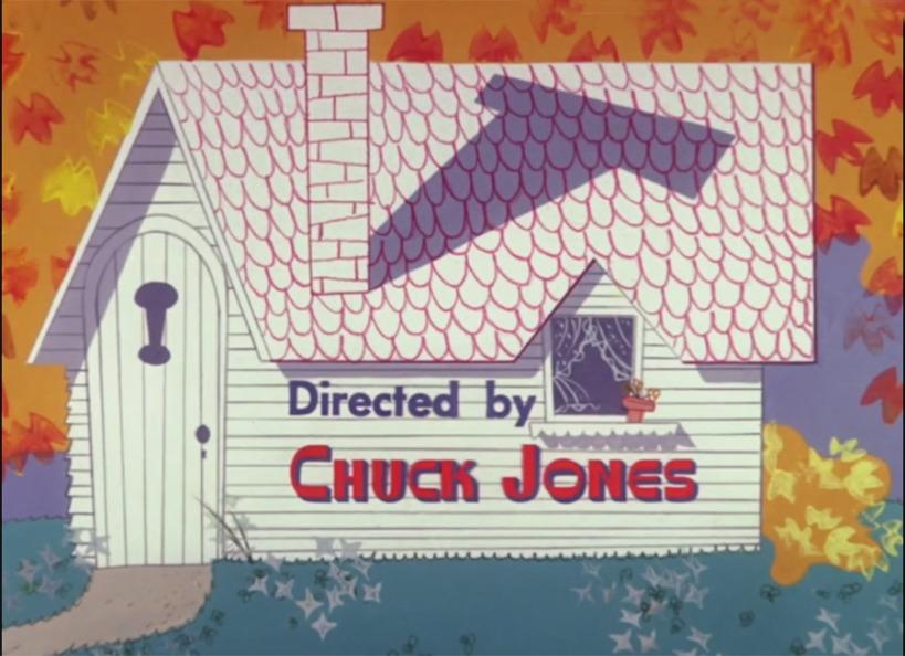 chuck jones historia