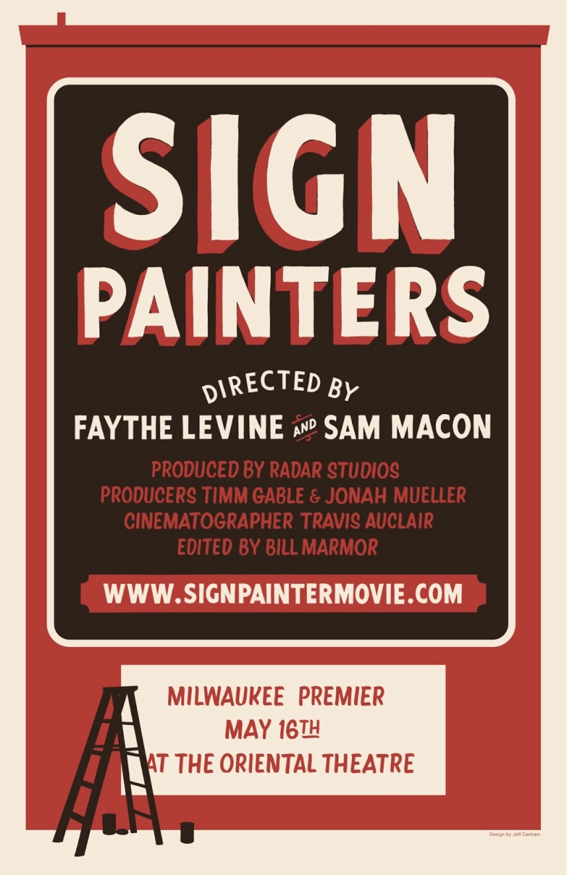 sign painters poster