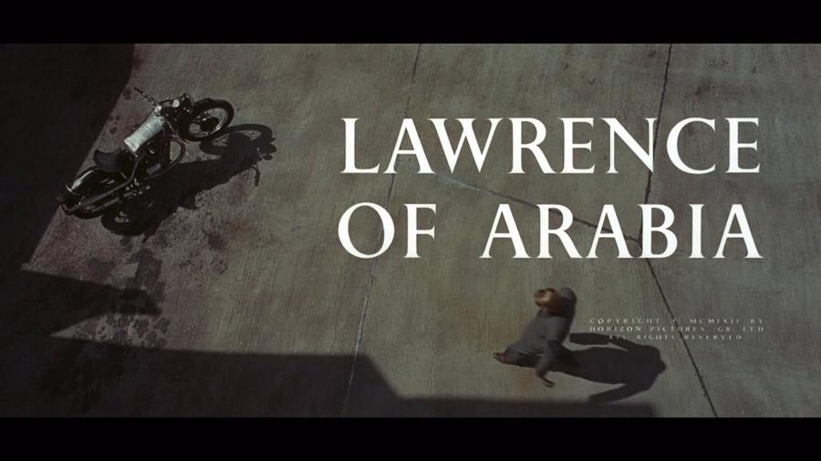comienzo de lawrence de arabia, srcalle